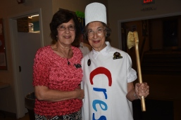 Diane Cundra and Carol Ann Stahl