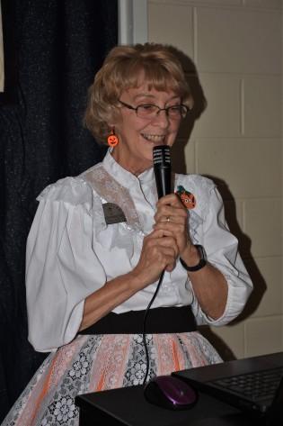 Eileen Webster Halloween 2017