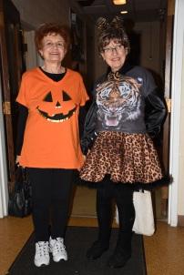 Elaine Field and Sue Eddy