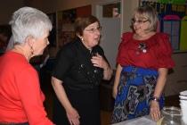 Mary Jo Diane and Nancy