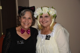 Pam Chapek and Donna LaDonna