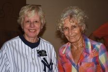 Shirley Thomas & Marilyn Oathout